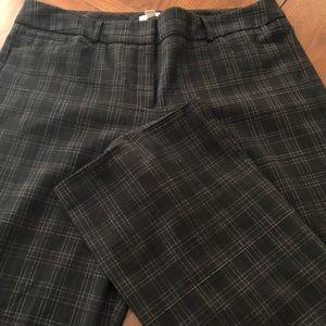 New York and company black dress pants